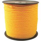 Do it 5/16 In. x 400 Ft. Yellow Twisted Polypropylene Rope Image 1