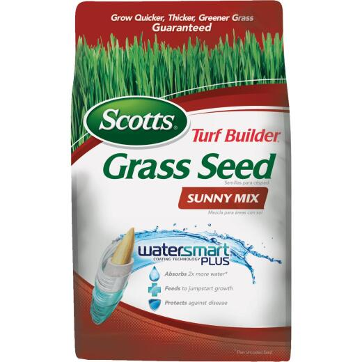 Scotts Turf Builder 3 Lb. Up To 1350 Sq. Ft. Coverage Sunny Grass Seed