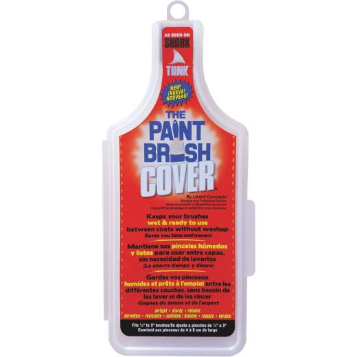 4 In. x 8.5 In. The Paint Brush Cover