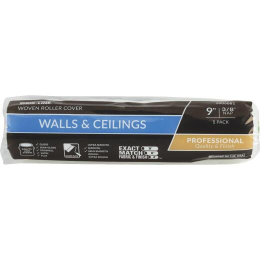 Shur-Line 9 In. x 3/8 In. Walls & Ceilings Woven Fabric Roller Cover