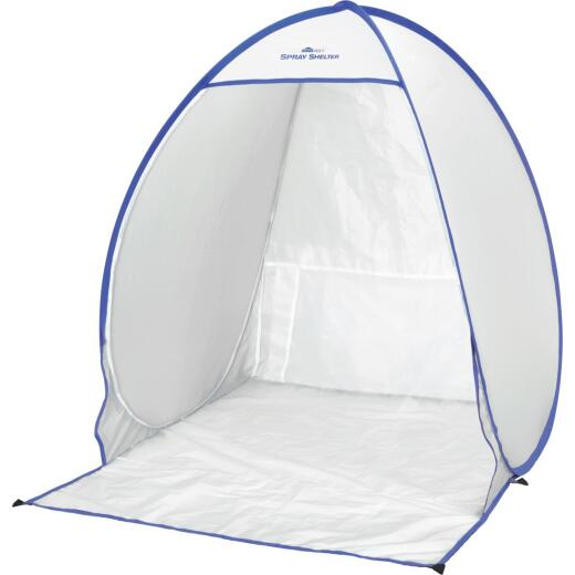 HomeRight 35 In. W. x 39 In. H. x 30 In. D. Small Portable Spray Shelter