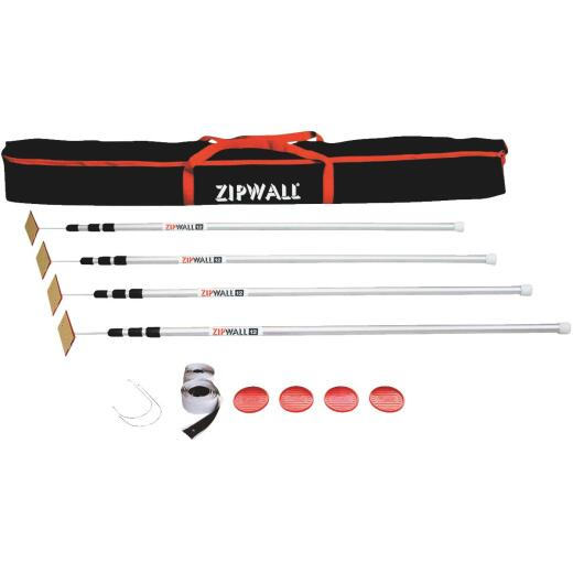 ZipWall Dust Barrier Kit