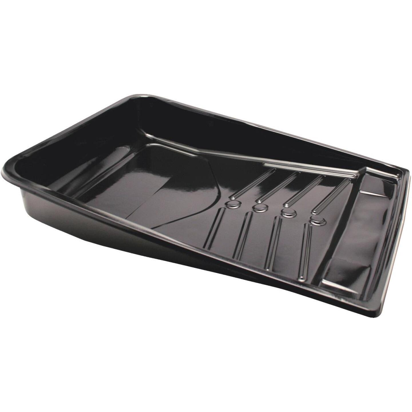9 In. Plastic Paint Tray Liner Image 1