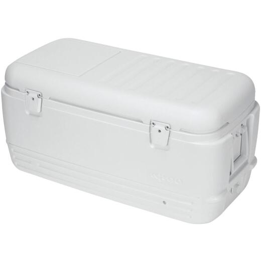 Igloo Quick & Cool 100 Qt. Cooler, White