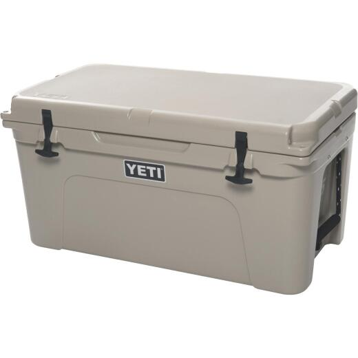 Yeti Tundra 65, 42-Can Cooler, Tan