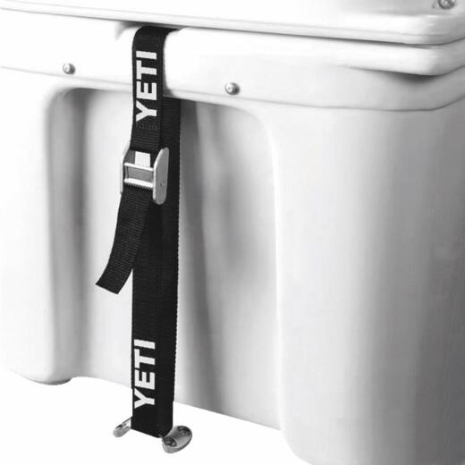 Yeti 2 In. W. x 4-1/2 Ft. L. Nylon Cooler Tie Down Strap Kit