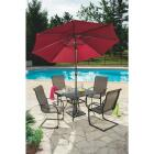 Outdoor Expressions Springfield 5-Piece Spring Chair Dining Set Image 15