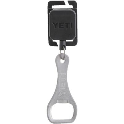 Yeti Molle Zinger 36 In. Nylon Black Retractable Lanyard Key Ring