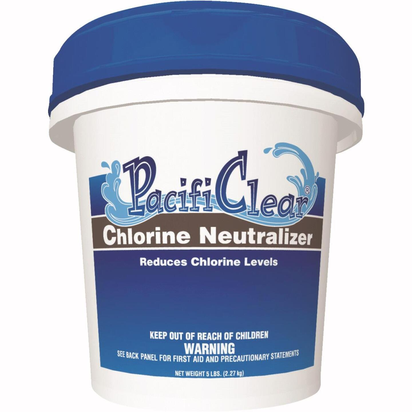PacifiClear 5 Lb. Chlorine Neutralizer Granule Image 1