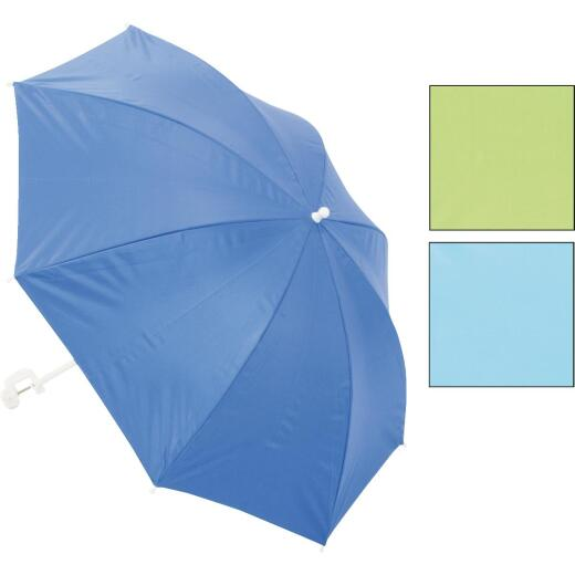 Rio Brands 4 Ft. Clamp-On Beach Umbrella