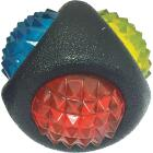 Multipet 3 In. Ball Chew Dog Toy Image 1