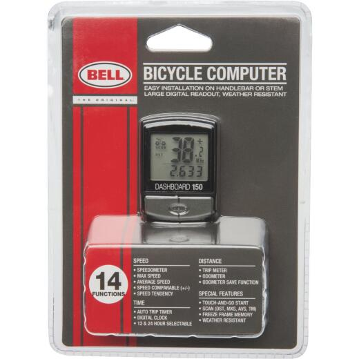 Bell Sports 14-Function Bicycle Speedometer/Odometer Computer