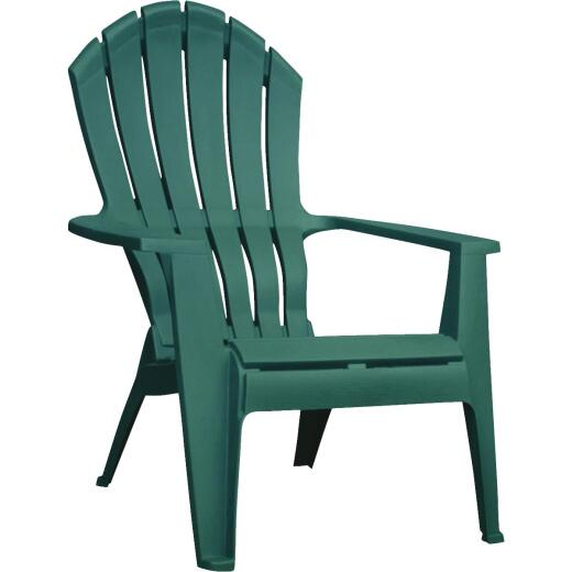 Adams RealComfort Hunter Green Resin Adirondack Chair