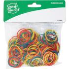 Smart Savers Assorted Color Rubber Bands (330-Pack) Image 1